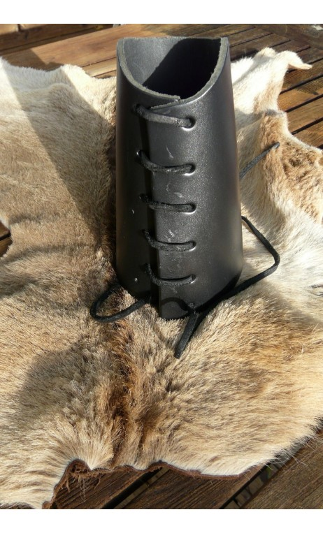 Bracelet de Force Médiéval, superbe qualité cuir