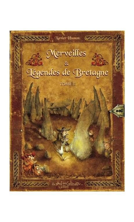 Merveilles et Légendes de Bretagne