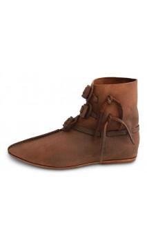 Chaussures Haut Moyen âge