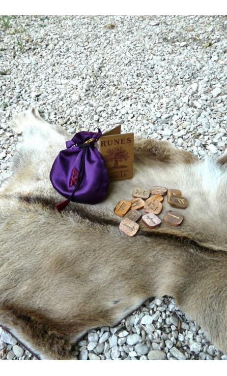 Runes Celtiques en bois