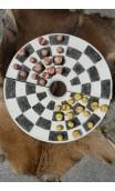 Le jeu D'échecs Bysantin